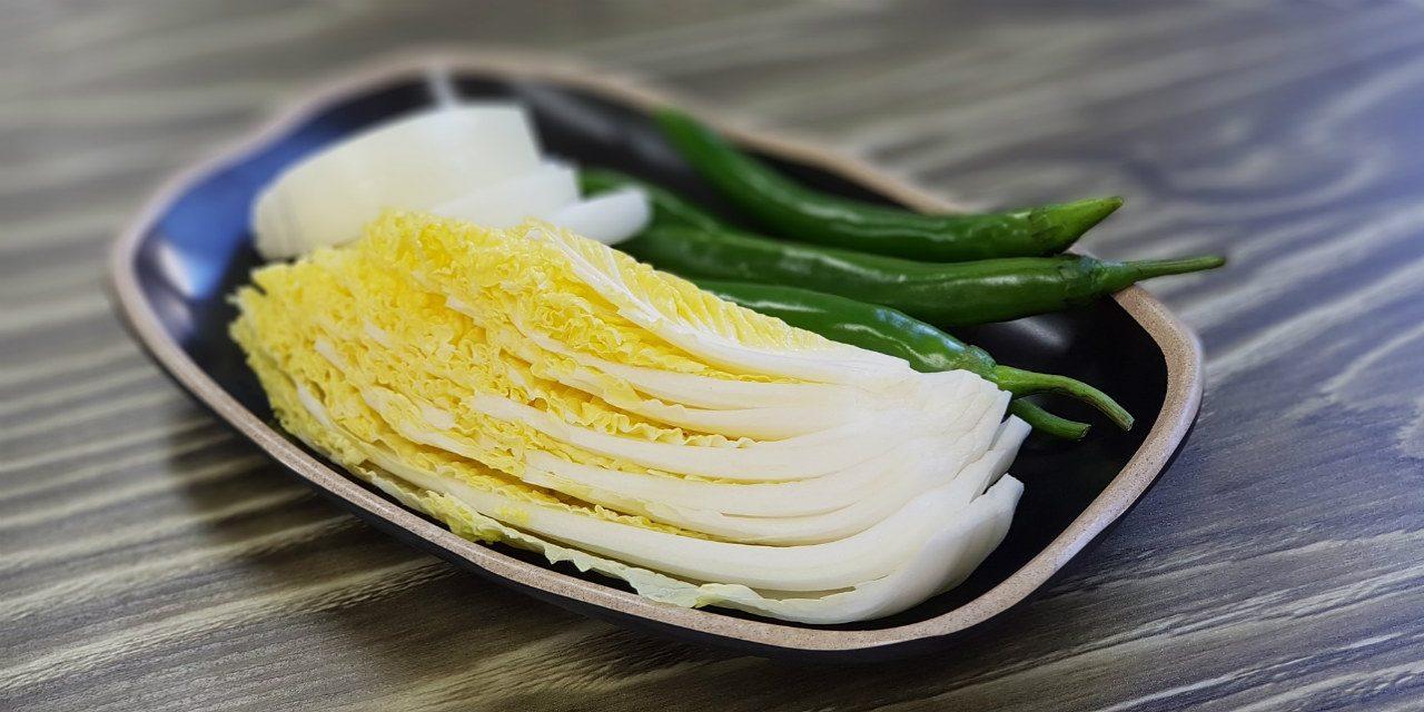 Čínské zelí - recepty