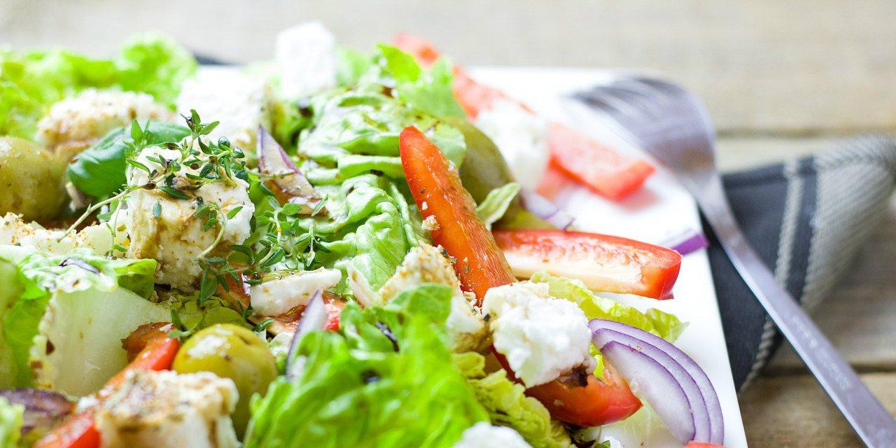 Saláty - recepty
