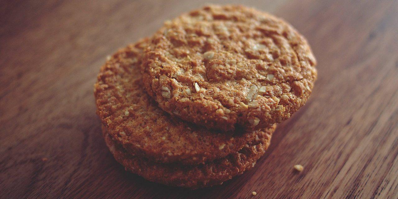 Sušenky - recepty