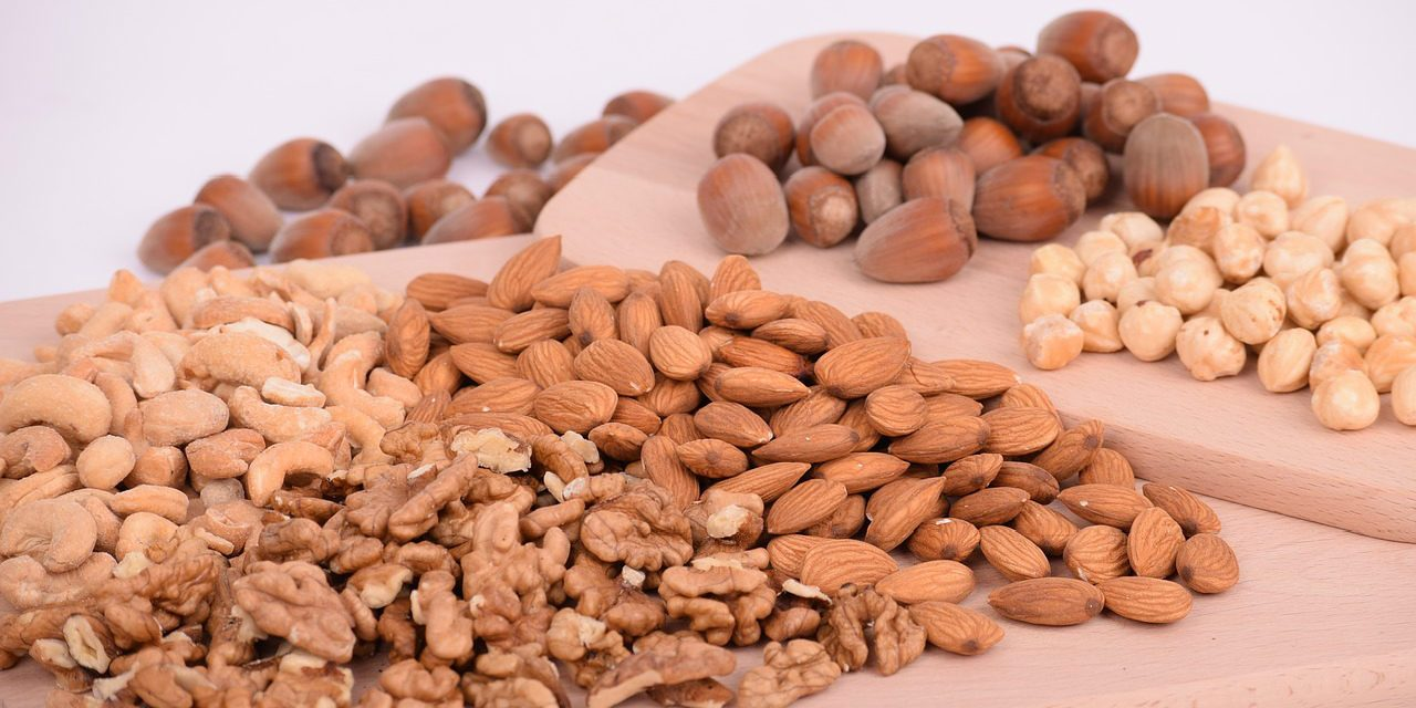 Ořechy - recepty