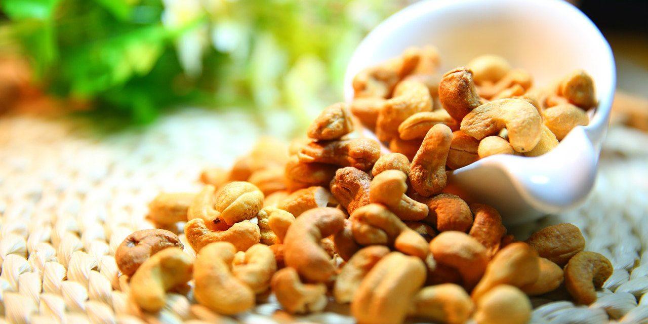 Kešu ořechy - recepty