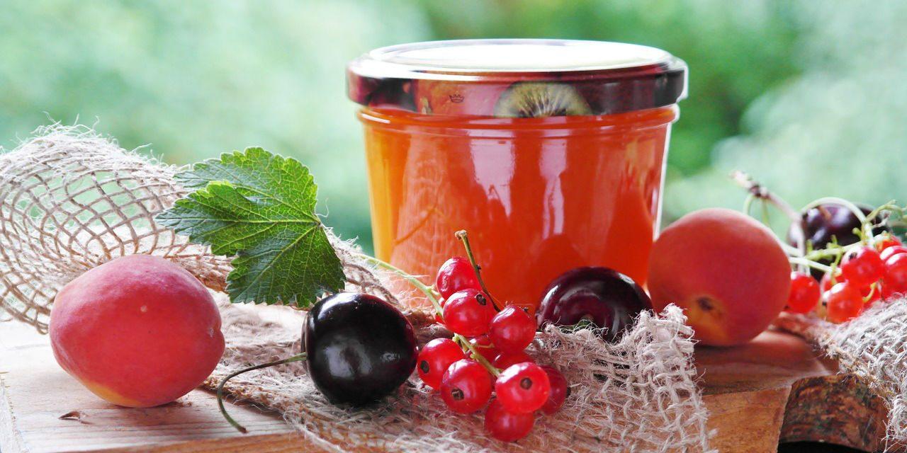 Marmelády - recepty