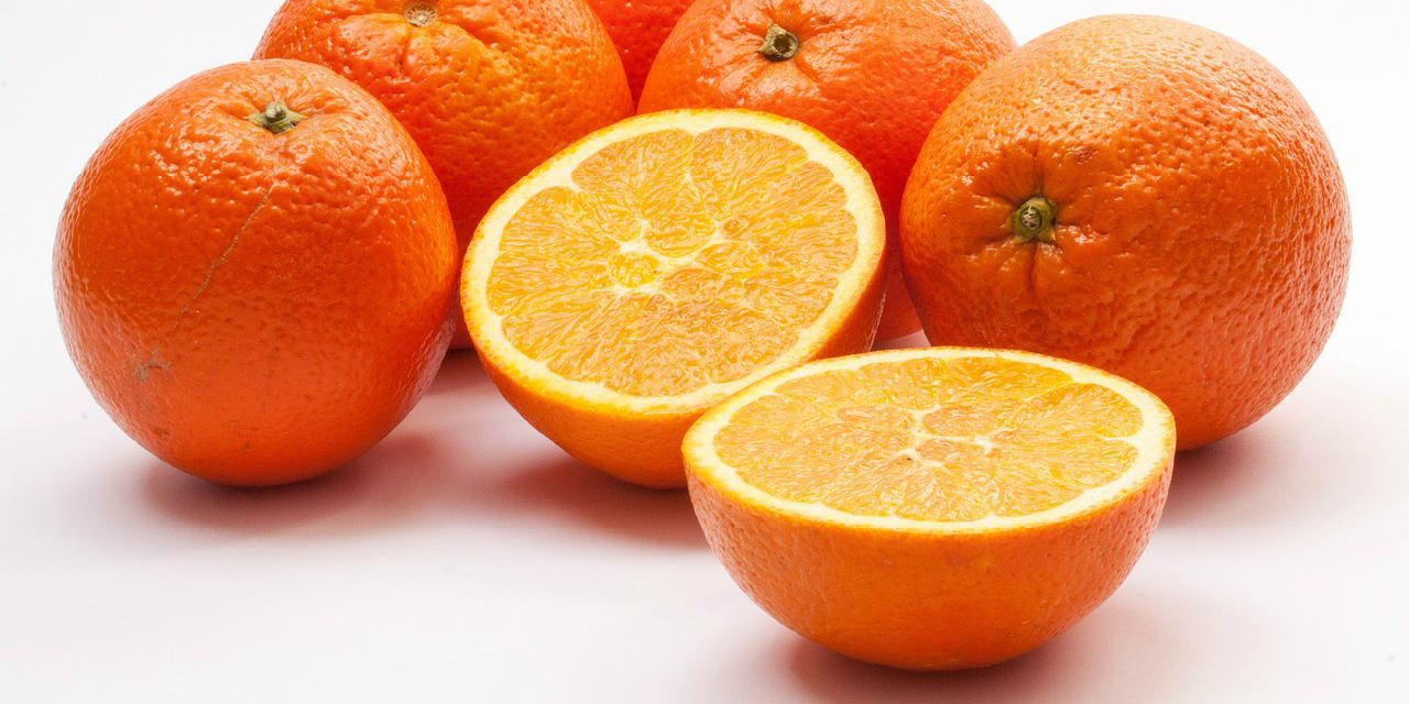 Pomeranče - recepty