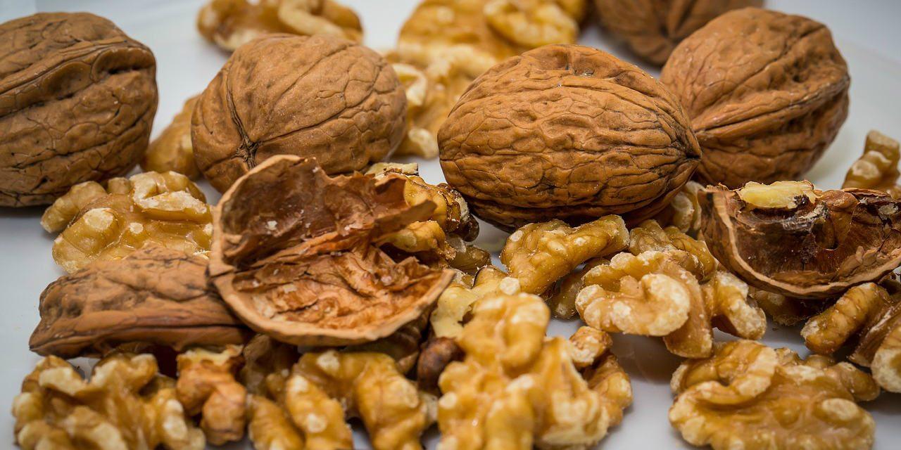 Vlašské ořechy - recepty