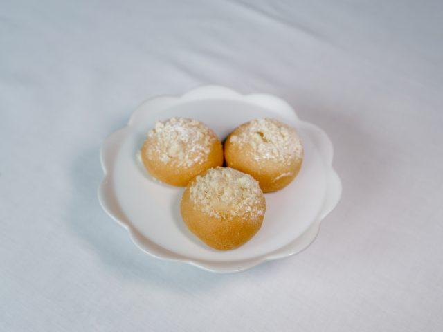 Svatební koláčky s tvarohovou náplní